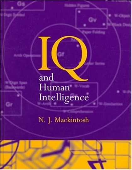 Books on Learning and Intelligence - IQ and Human Intelligence