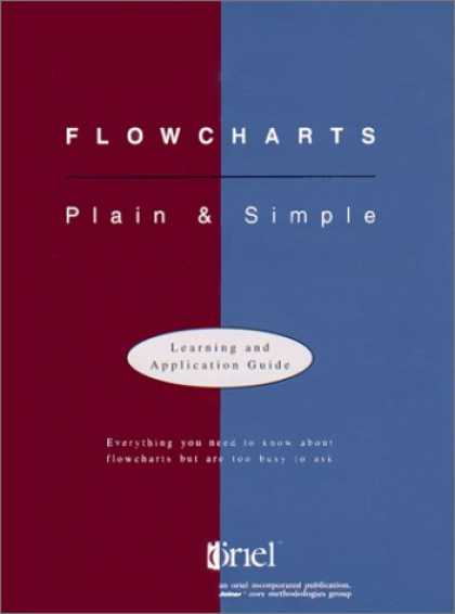 Books on Learning and Intelligence - Flowcharts: Plain & Simple: Learning & Application Guide