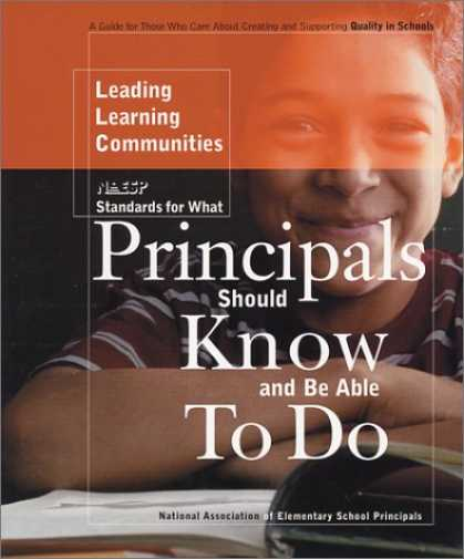 Books on Learning and Intelligence - Leading Learning Communities: Standards for What Principals Should Know and Be A