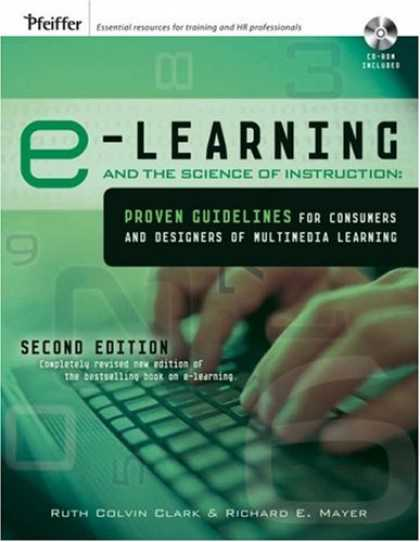 Books on Learning and Intelligence - e-Learning and the Science of Instruction: Proven Guidelines for Consumers and D