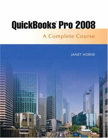 Books on Learning and Intelligence - Quickbooks Pro 2008: Complete and Software Learning Package (9th Edition)