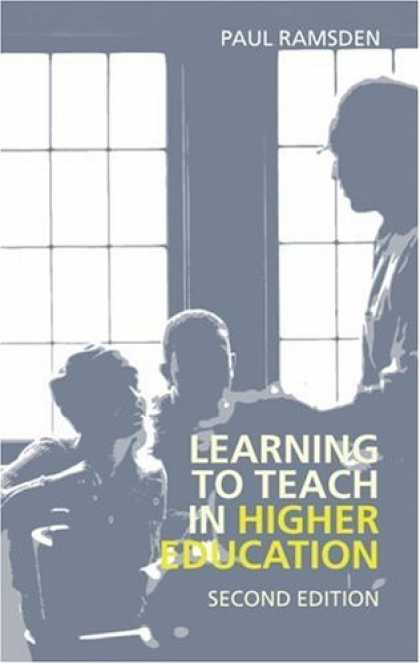 Books on Learning and Intelligence - Learning to Teach in Higher Education