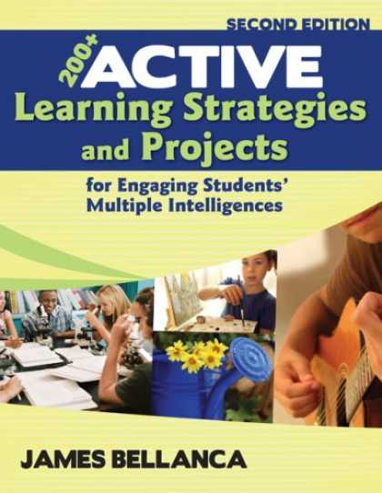 Books on Learning and Intelligence - 200+ Active Learning Strategies and Projects for Engaging Students Multiple Inte