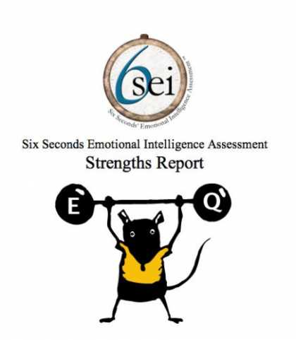 Books on Learning and Intelligence - SEI Emotional Intelligence Test - Strengths Report (SEI Assessment, Strengths Re