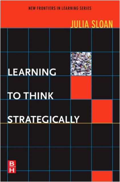 Books on Learning and Intelligence - Learning to Think Strategically (New Frontiers in Learning)