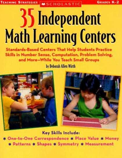 Books on Learning and Intelligence - 35 Independent Math Learning Centers (Scholastic Teaching Strategies)