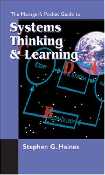 Books on Learning and Intelligence - The Manager's Pocket Guide to Systems Thinking and Learning