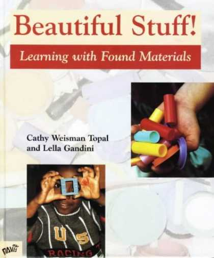 Books on Learning and Intelligence - Beautiful Stuff: Learning with Found Materials