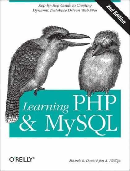Books on Learning and Intelligence - Learning PHP & MySQL: Step-by-Step Guide to Creating Database-Driven Web Sites