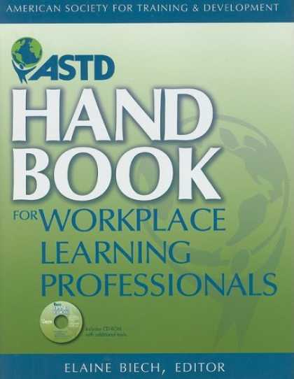 Books on Learning and Intelligence - ASTD Handbook for Workplace Learning Professionals