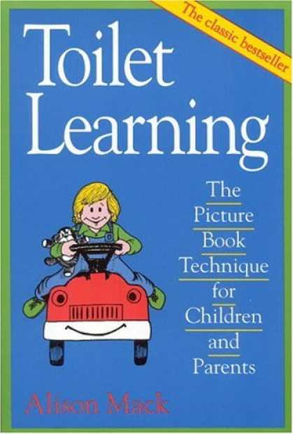 Books on Learning and Intelligence - Toilet Learning: The Picture Book Technique for Children and Parents