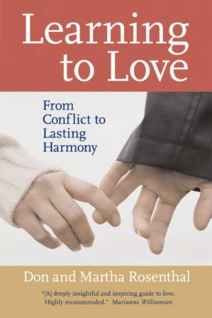 Books on Learning and Intelligence - Learning to Love: From Conflict to Lasting Harmony