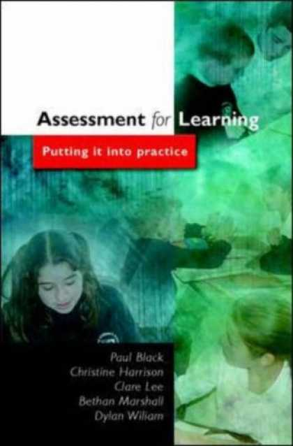 Books on Learning and Intelligence - Assessment for Learning: Putting it into Practice