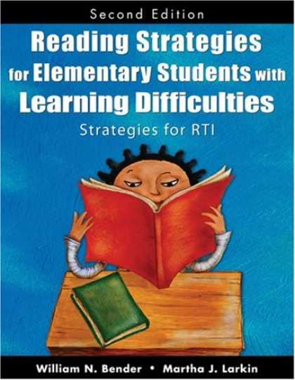 Books on Learning and Intelligence - Reading Strategies for Elementary Students With Learning Difficulties: Strategie