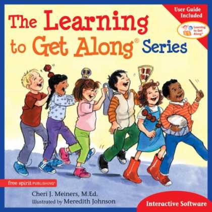 Books on Learning and Intelligence - The Learning to Get Along Series Interactive Software