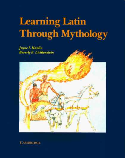 Books on Learning and Intelligence - Learning Latin through Mythology