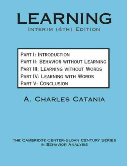 Books on Learning and Intelligence - Learning, Interim (4th) Edition