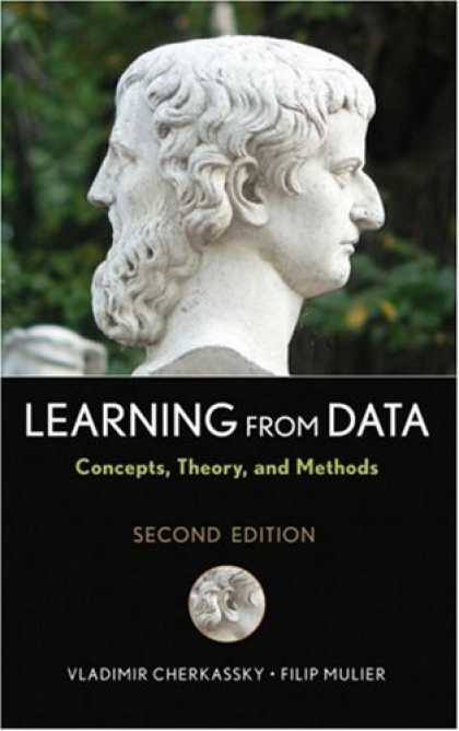 Books on Learning and Intelligence - Learning from Data: Concepts, Theory, and Methods