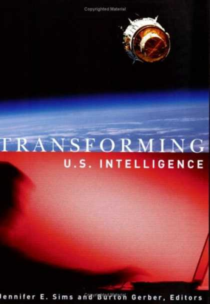 Books on Learning and Intelligence - Transforming U.S. Intelligence