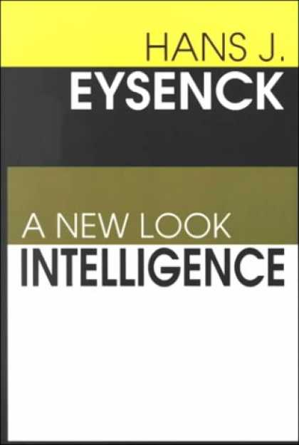 Books on Learning and Intelligence - Intelligence: A New Look