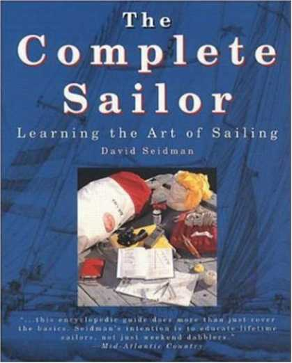 Books on Learning and Intelligence - The Complete Sailor: Learning the Art of Sailing