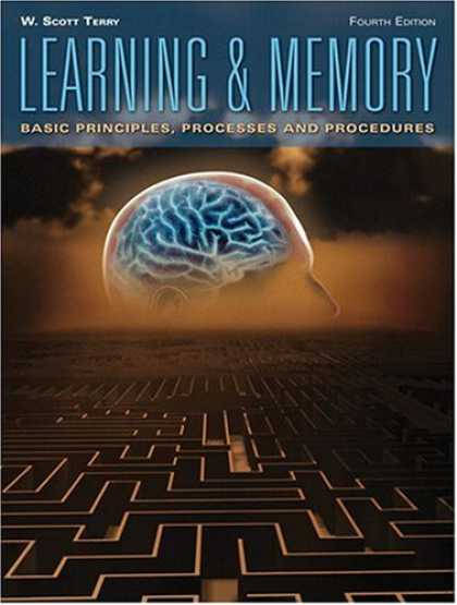 Books on Learning and Intelligence - Learning and Memory (4th Edition) (MySearchLab Series)