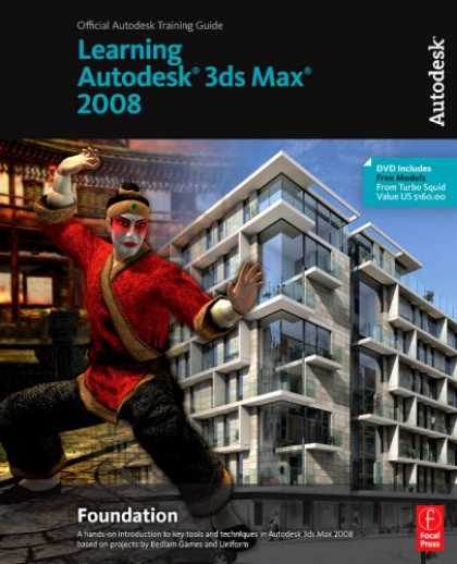 Books on Learning and Intelligence - Learning 3ds Max 2008 Foundation