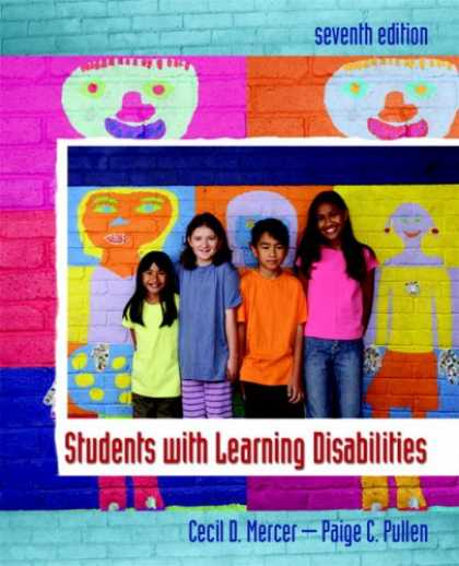 Books on Learning and Intelligence - Students with Learning Disabilities (7th Edition)