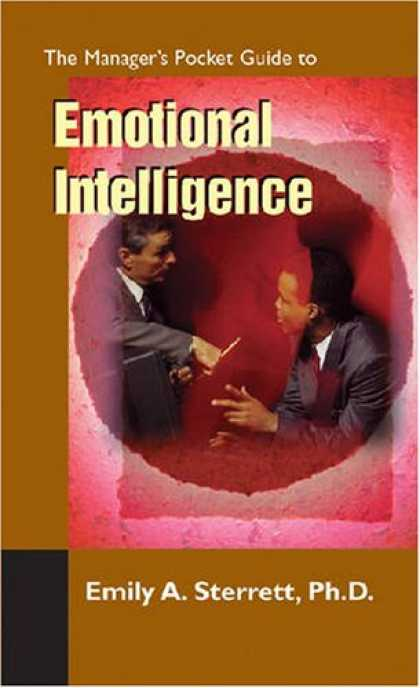Books on Learning and Intelligence - The Manager's Pocket Guide to Emotional Intelligence (The Manager's Pocket Guide