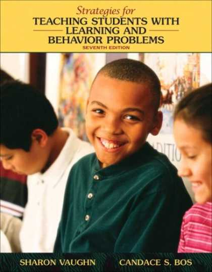 Books on Learning and Intelligence - Strategies for Teaching Students with Learning and Behavior Problems (with MyEdu