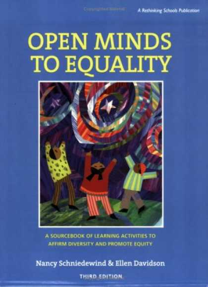 Books on Learning and Intelligence - Open Minds to Equality - A Sourcebook of Learning Activities to Affirm Diversity