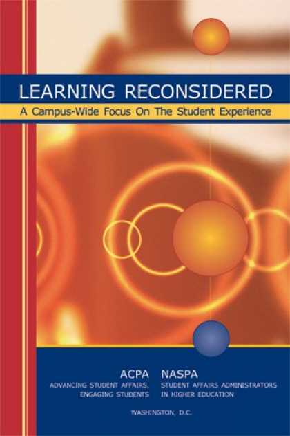 Books on Learning and Intelligence - Learning Reconsidered: A Campus-Wide Focus on the Student Experience