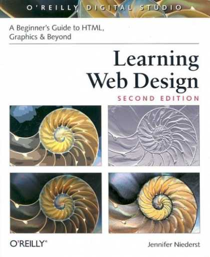 Books on Learning and Intelligence - Learning Web Design: A Beginner's Guide to HTML, Graphics, and Beyond