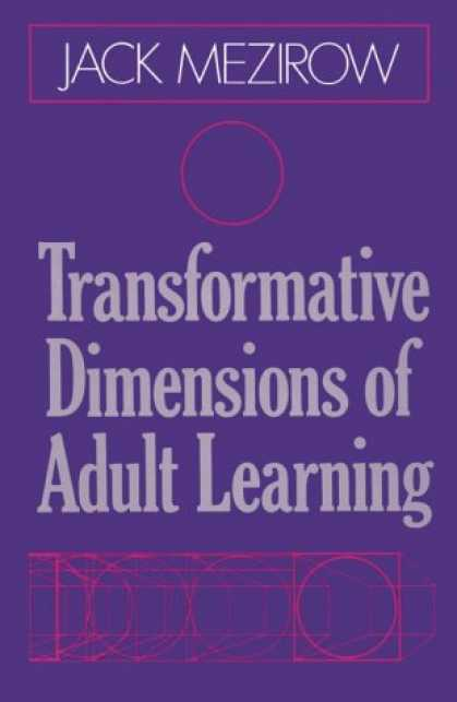 Books on Learning and Intelligence - Transformative Dimensions of Adult Learning (Jossey Bass Higher and Adult Educat
