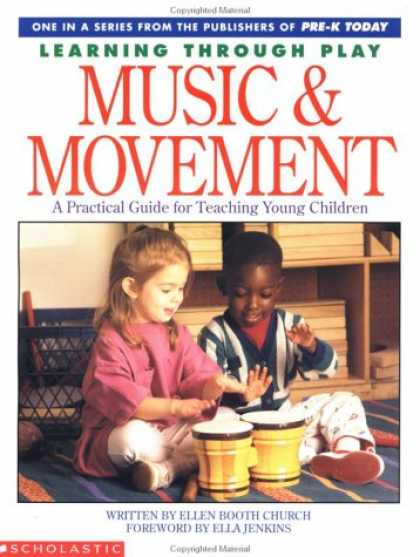 Books on Learning and Intelligence - Music And Movement (Learning Through Play)