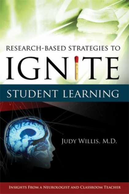 Books on Learning and Intelligence - Research-Based Strategies to Ignite Student Learning: Insights from a Neurologis