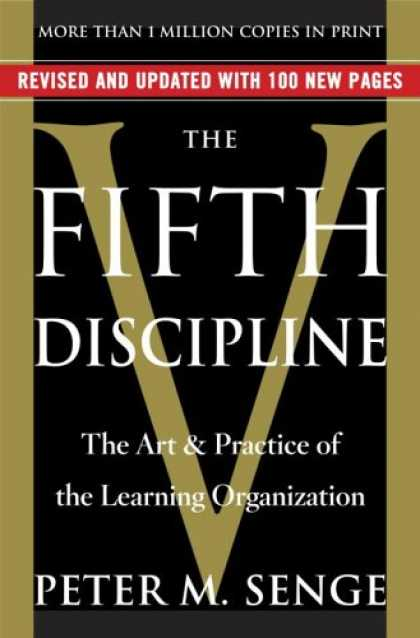 Books on Learning and Intelligence - The Fifth Discipline: The Art & Practice of The Learning Organization