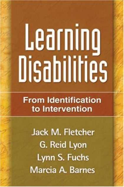 Books on Learning and Intelligence - Learning Disabilities: From Identification to Intervention