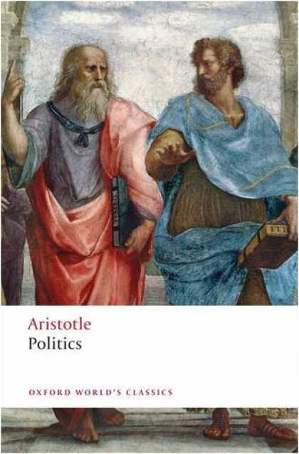 Books on Politics - Politics (Oxford Worlds Classics)