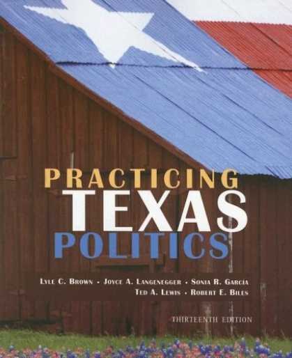 Books on Politics - Practicing Texas Politics