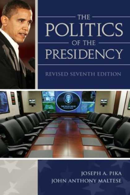 Books on Politics - The Politics of the Presidency