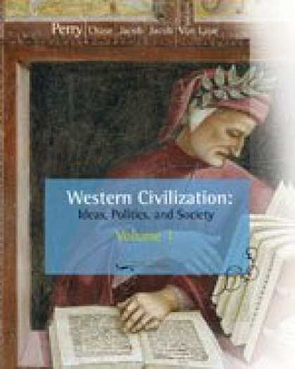 Books on Politics - Western Civilization: Ideas, Politics, and Society, Volume I: To 1789
