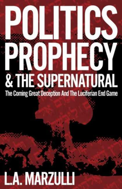 Books on Politics - Politics, Prophecy and The Supernatural