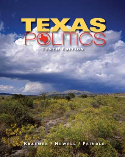 Books on Politics - Texas Politics