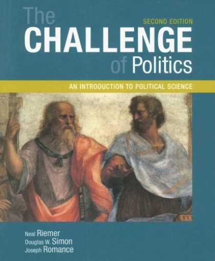 Books on Politics - The Challenge Of Politics: An Introduction To Political Science, 2nd Edition