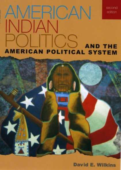 Books on Politics - American Indian Politics and the American Political System (Spectrum Series)