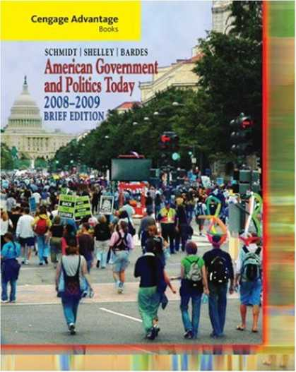 Books on Politics - Cengage Advantage Books: American Government and Politics Today, Brief Edition,