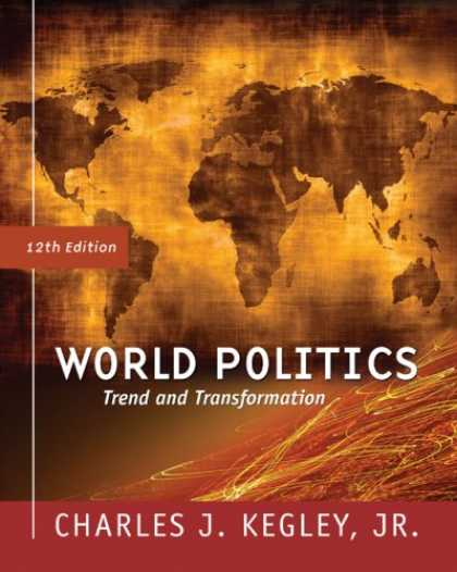 Books on Politics - World Politics: Trend and Transformation