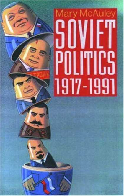 Books on Politics - Soviet Politics 1917-1991