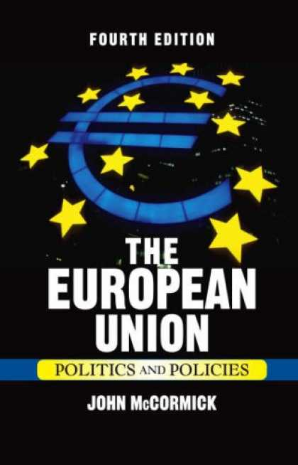 Books on Politics - The European Union: Politics and Policies